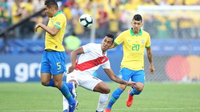 Neymar lập hattrick, Brazil giành 3 điểm trước Peru - 2