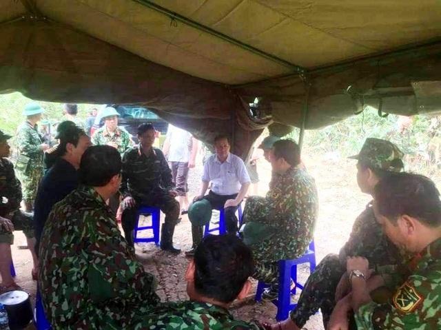 Cận cảnh nơi núi lở, Phó Tư lệnh Quân khu và 12 cán bộ mất tích ở Rào Trăng - 14