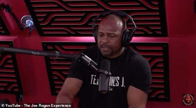 Roy Jones Jr: Tôi đã sẵn sàng chết dưới tay Mike Tyson - 1