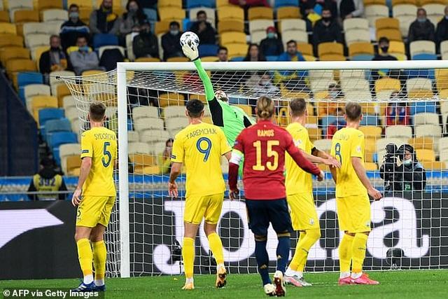 Tây Ban Nha thua sốc Ukraine, Đức hòa thất vọng Thụy Sỹ - 5