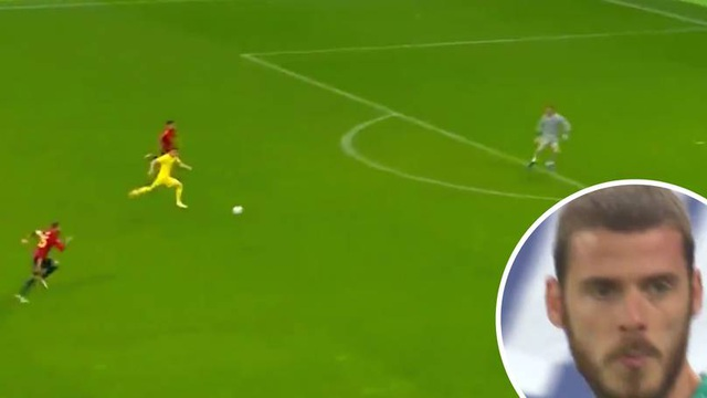 De Gea lại bị chỉ trích thậm tệ vì sai lầm ở đội tuyển Tây Ban Nha - 1