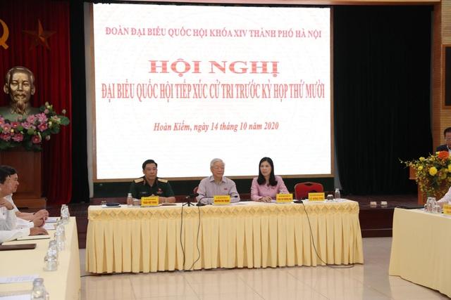 Tổng Bí thư: Hà Nội có Chủ tịch thành phố mới, không khí rất vui! - 2