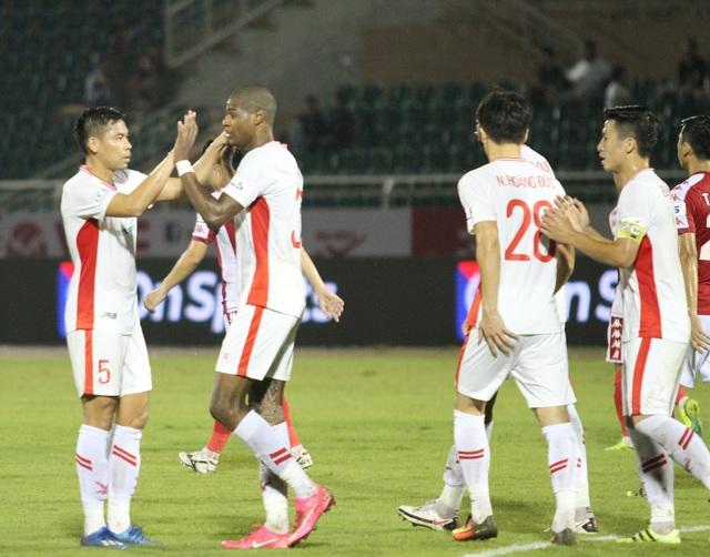 Đánh bại CLB TPHCM, CLB Viettel lên ngôi đầu bảng V-League - 7