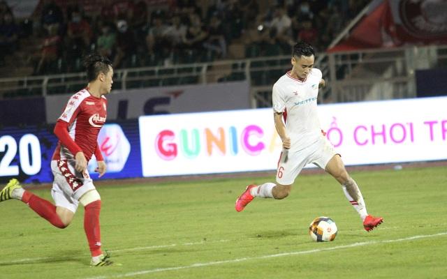 Đánh bại CLB TPHCM, CLB Viettel lên ngôi đầu bảng V-League - 5