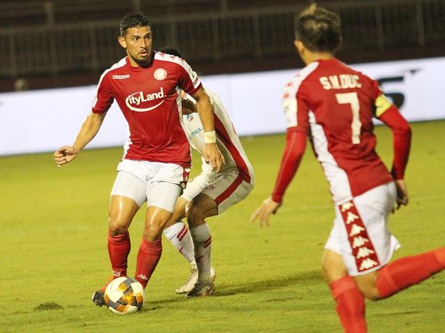 Đánh bại CLB TPHCM, CLB Viettel lên ngôi đầu bảng V-League - 2