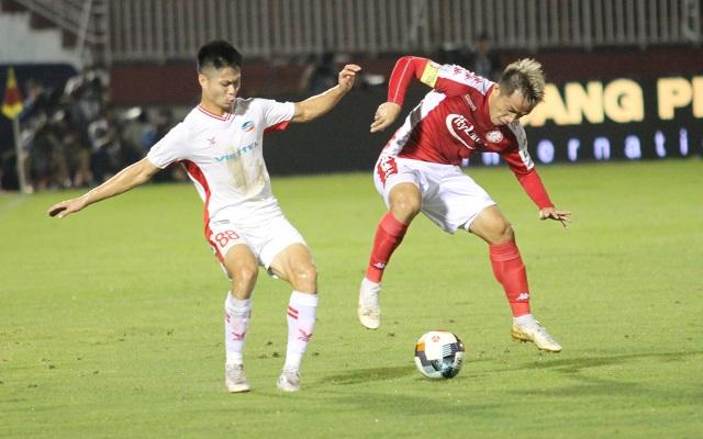Đánh bại CLB TPHCM, CLB Viettel lên ngôi đầu bảng V-League - 8