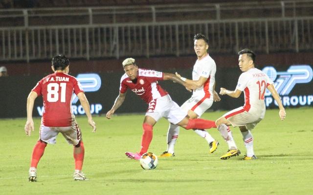 Đánh bại CLB TPHCM, CLB Viettel lên ngôi đầu bảng V-League - 3