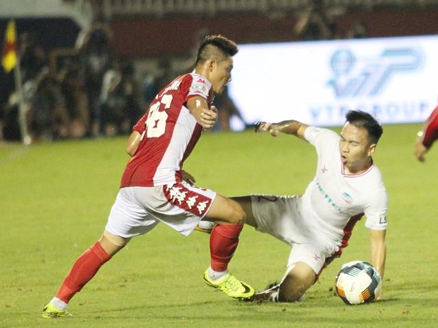 Đánh bại CLB TPHCM, CLB Viettel lên ngôi đầu bảng V-League - 9