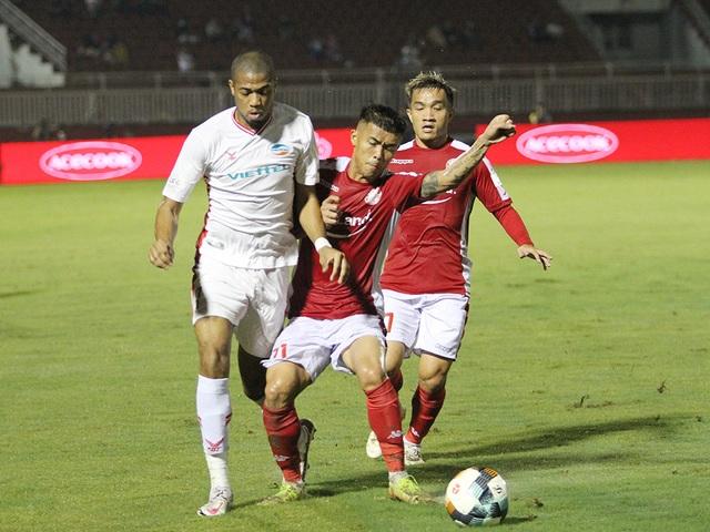 Lên ngôi đầu bảng V-League, HLV CLB Viettel vẫn e ngại CLB Hà Nội - 2