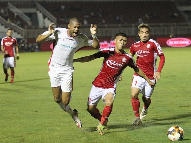 Đánh bại CLB TPHCM, CLB Viettel lên ngôi đầu bảng V-League - 6
