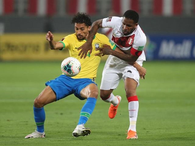 Neymar lập hattrick, Brazil giành 3 điểm trước Peru - 3
