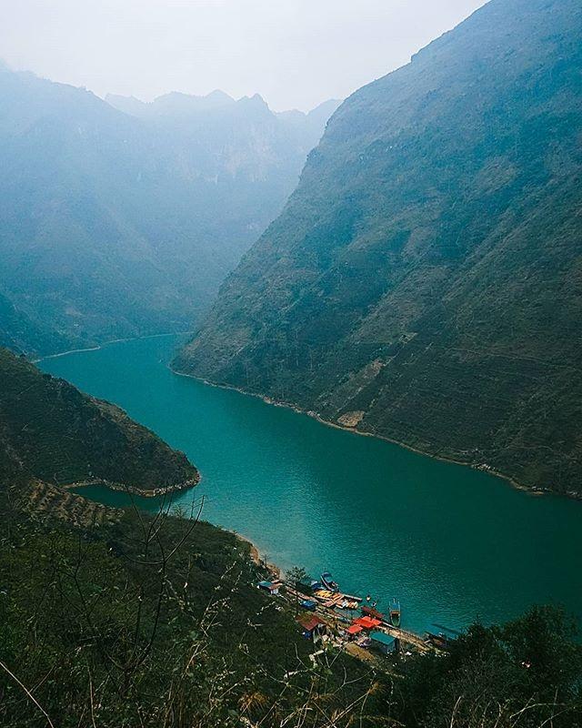 Lên Mã Pí Lèng chèo thuyền kayak, ngắm dòng sông Nho Quế thơ mộng - 3
