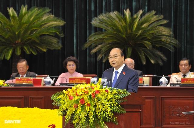 Thủ tướng: Trung ương lắng nghe, tạo mọi điều kiện cho TPHCM phát triển - 1