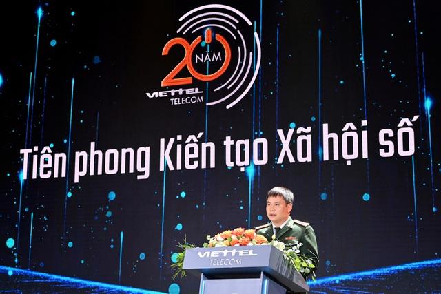 Viettel Telecom kỷ niệm 20 năm Ngày truyền thống - 2