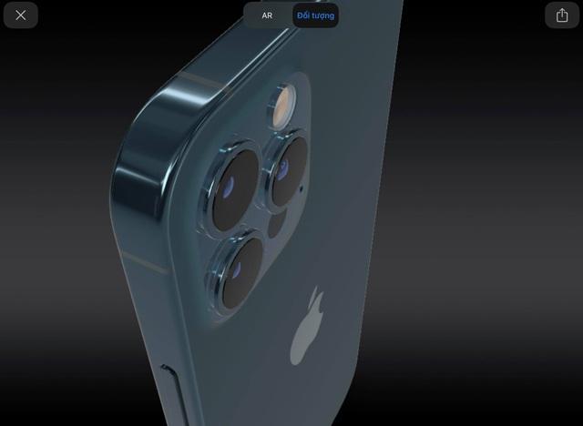 Trải nghiệm sớm iPhone 12 bằng công nghệ AR - 2