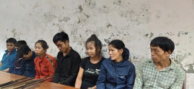 Một đêm mai phục bắt 4 vụ ma túy có sử dụng vũ khí nóng - 2
