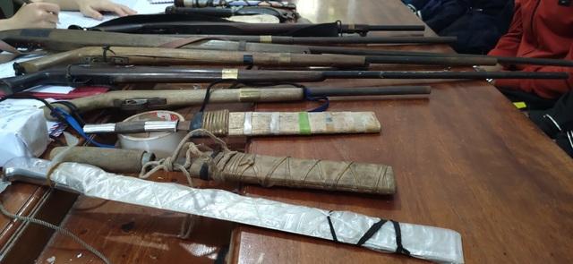 Một đêm mai phục bắt 4 vụ ma túy có sử dụng vũ khí nóng - 3