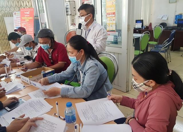 """Khánh Hòa: Nhu cầu tuyển dụng lao động """"ấm dần"""" sau dịch Covid-19 lần 2 - 2"""