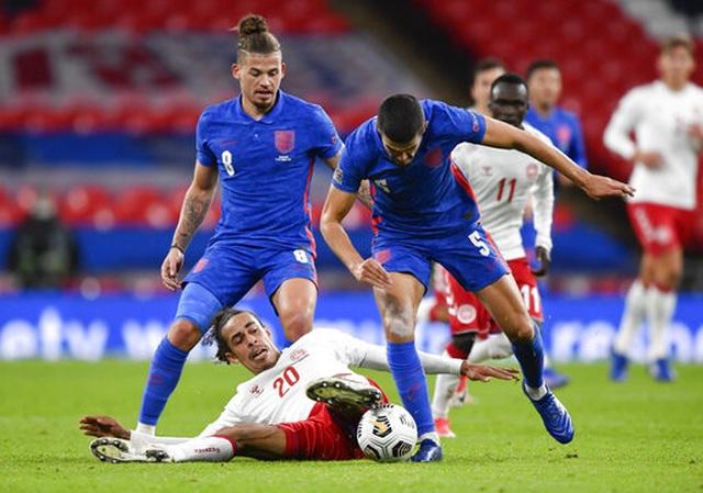 Maguire bị đuổi, tuyển Anh thua đau trước Đan Mạch - 3