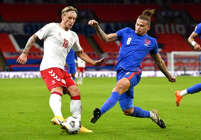Maguire bị đuổi, tuyển Anh thua đau trước Đan Mạch - 4