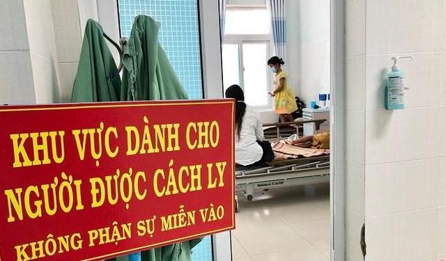 Quảng Ngãi: Bùng phát bệnh bạch hầu tại huyện miền núi Ba Tơ - 2