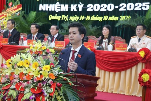 Ông Lê Quang Tùng tiếp tục làm Bí thư Tỉnh uỷ Quảng Trị - 2