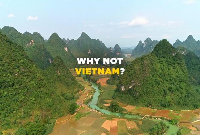 Clip kích cầu du lịch Việt Nam sẽ phát trên kênh CNN từ ngày 15/10 - 2