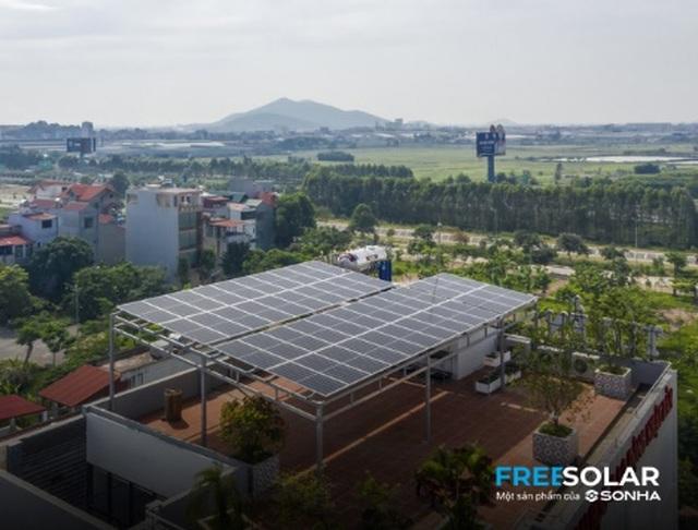 Miền Bắc vẫn đem lại hiệu quả cho điện mặt trời áp mái - 2