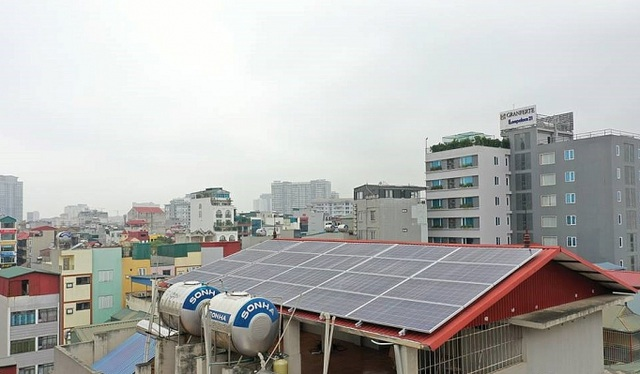 Miền Bắc vẫn đem lại hiệu quả cho điện mặt trời áp mái - 3
