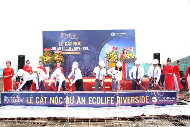 Cất nóc dự án đầu tiên đạt chứng chỉ xanh EDGE tại thị trường bất động sản Bình Định - 1