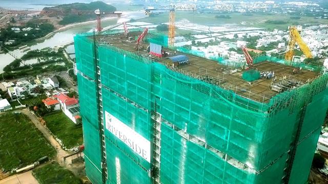 Cất nóc dự án đầu tiên đạt chứng chỉ xanh EDGE tại thị trường bất động sản Bình Định - 2