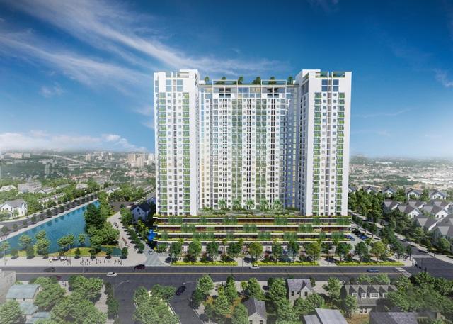 Cất nóc dự án đầu tiên đạt chứng chỉ xanh EDGE tại thị trường bất động sản Bình Định - 3