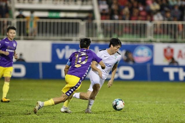 Thắng đậm HA Gia Lai, CLB Hà Nội áp sát ngôi đầu bảng V-League - 3