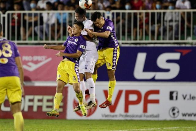 Thắng đậm HA Gia Lai, CLB Hà Nội áp sát ngôi đầu bảng V-League - 5