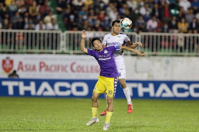 Thắng đậm HA Gia Lai, CLB Hà Nội áp sát ngôi đầu bảng V-League - 4