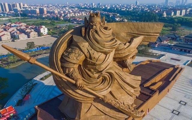 Hai điểm du lịch triệu đô ở Trung Quốc bị chỉ trích gây lãng phí - 2