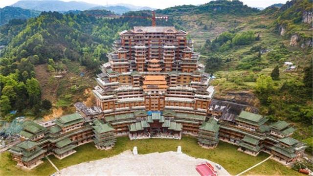 Hai điểm du lịch triệu đô ở Trung Quốc bị chỉ trích gây lãng phí - 3