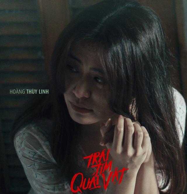 Hoàng Thùy Linh: Tôi không có ý giấu diếmngười yêu - 2