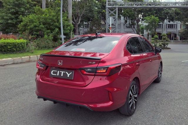Honda City 2021 chốt lịch ra mắt, phân khúc sedan cỡ B có nhiều biến động - 2