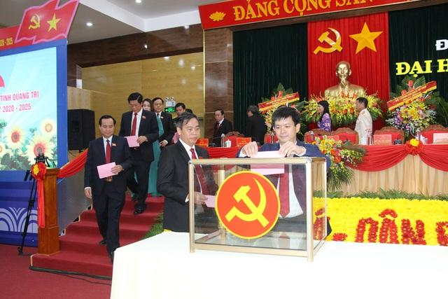 Ông Lê Quang Tùng tiếp tục làm Bí thư Tỉnh uỷ Quảng Trị - 1