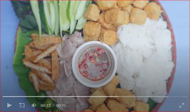 Không phải nem hay phở, bún đậu mắm tôm mới là món Việt xuất hiện trên CNN - 1