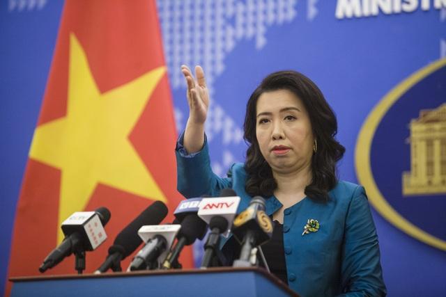 """""""Bộ tứ"""" muốn hợp tác với ASEAN về tự do trên biển, Việt Nam nói gì? - 1"""