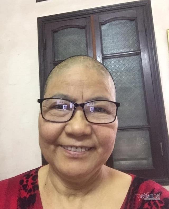 Người phụ nữ mắc 3 ung thư, truyền 47 lần hóa chất trong 4 năm - 2