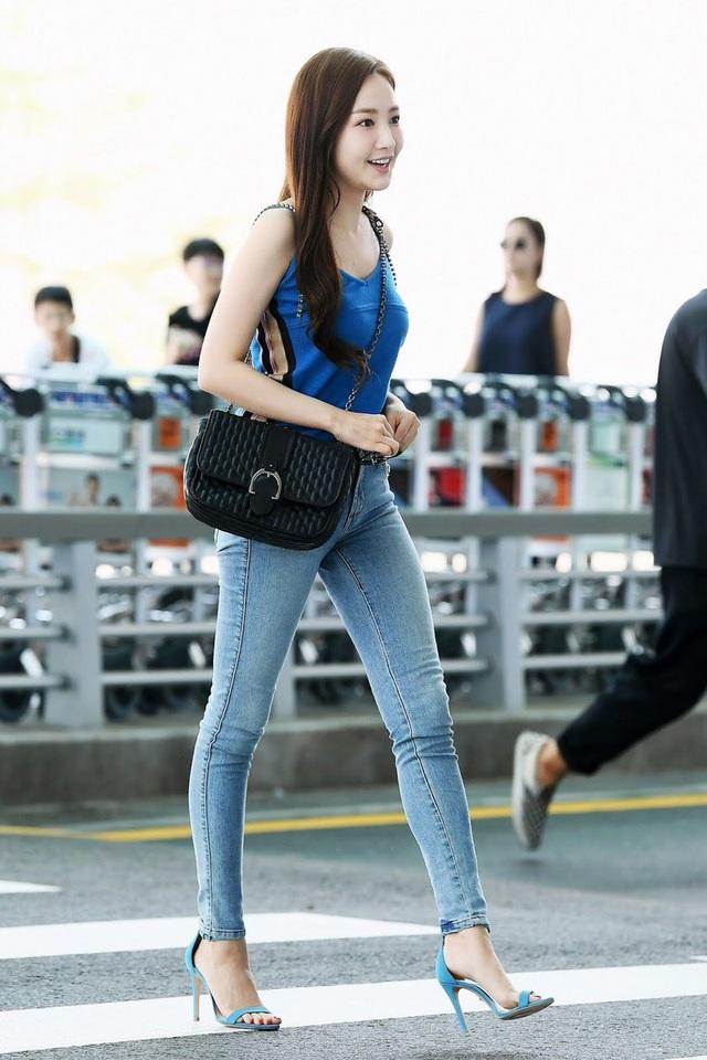 Bạn gái cũ của Lee Min Ho: Trở thành nữ thần sắc đẹp nhờ phẫu thuật thẩm mỹ - 11