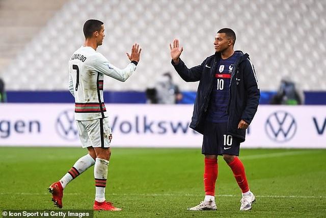 Juventus gây sốc với kế hoạch đổi C.Ronaldo lấy Mbappe - 2