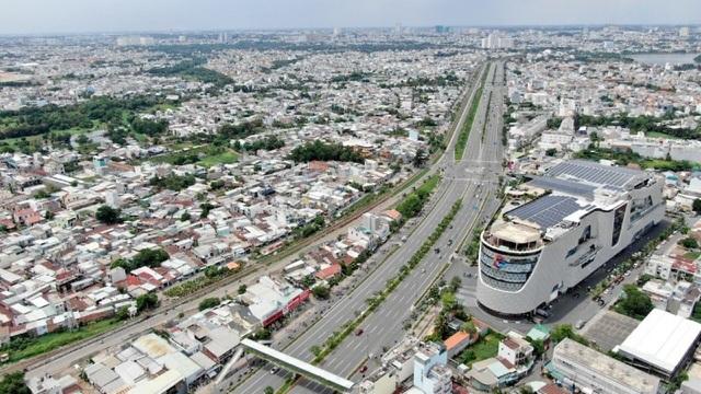 Thành phố trong thành phố: Cực tăng trưởng mới của Sài Gòn - 1