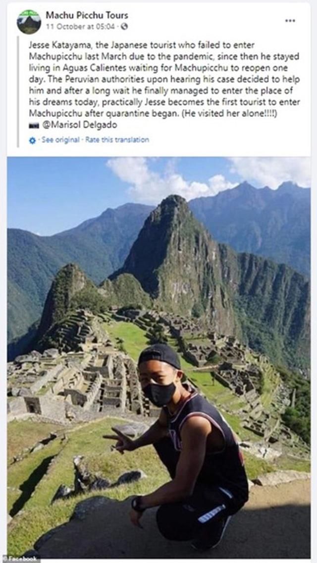 Tour Machu Picchu đặc biệt chỉ đón… 1 du khách - 4