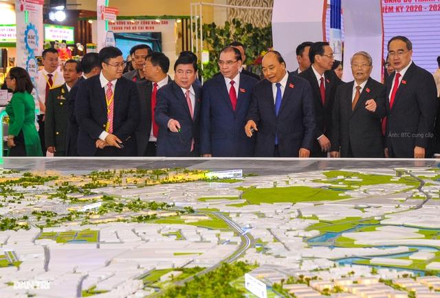 Thủ tướng: Trung ương lắng nghe, tạo mọi điều kiện cho TPHCM phát triển - 2