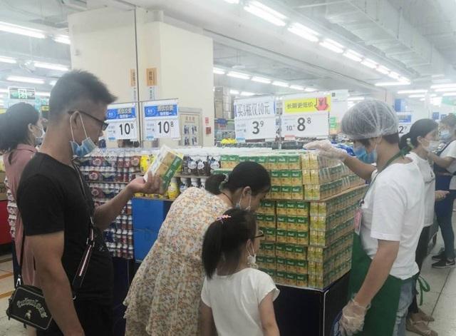 Thương hiệu sữa đầu tiên của Việt Nam có mặt trên kệ hàng Walmart - 1