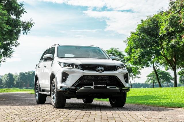 Lý giải sức hút mạnh mẽ của Toyota Fortuner 2020 - 1